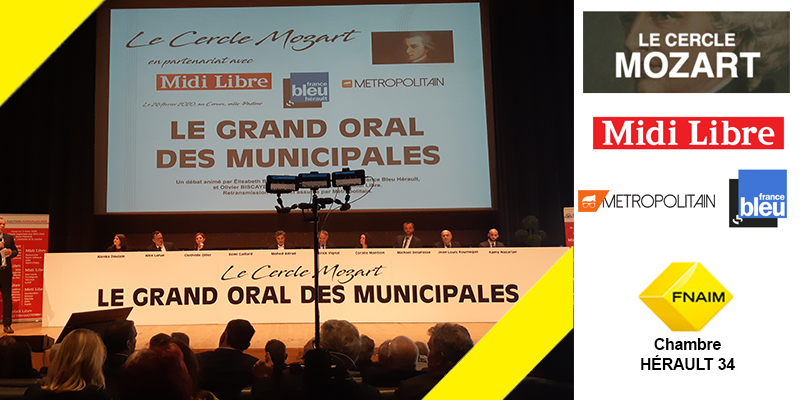 Le grand oral des municipales 2020