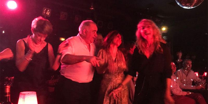 Paris une soirée de gala avant le congrès du Louvre 2019 pour la Fnaim 34